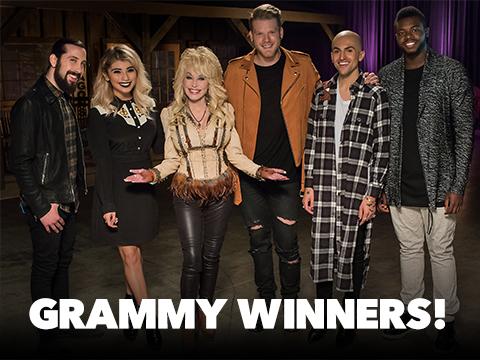 Dolly Parton Wins Eighth Grammy Award
