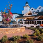 Valentine's Day Dinner at Dollywood's DreamMore Resort and Spa