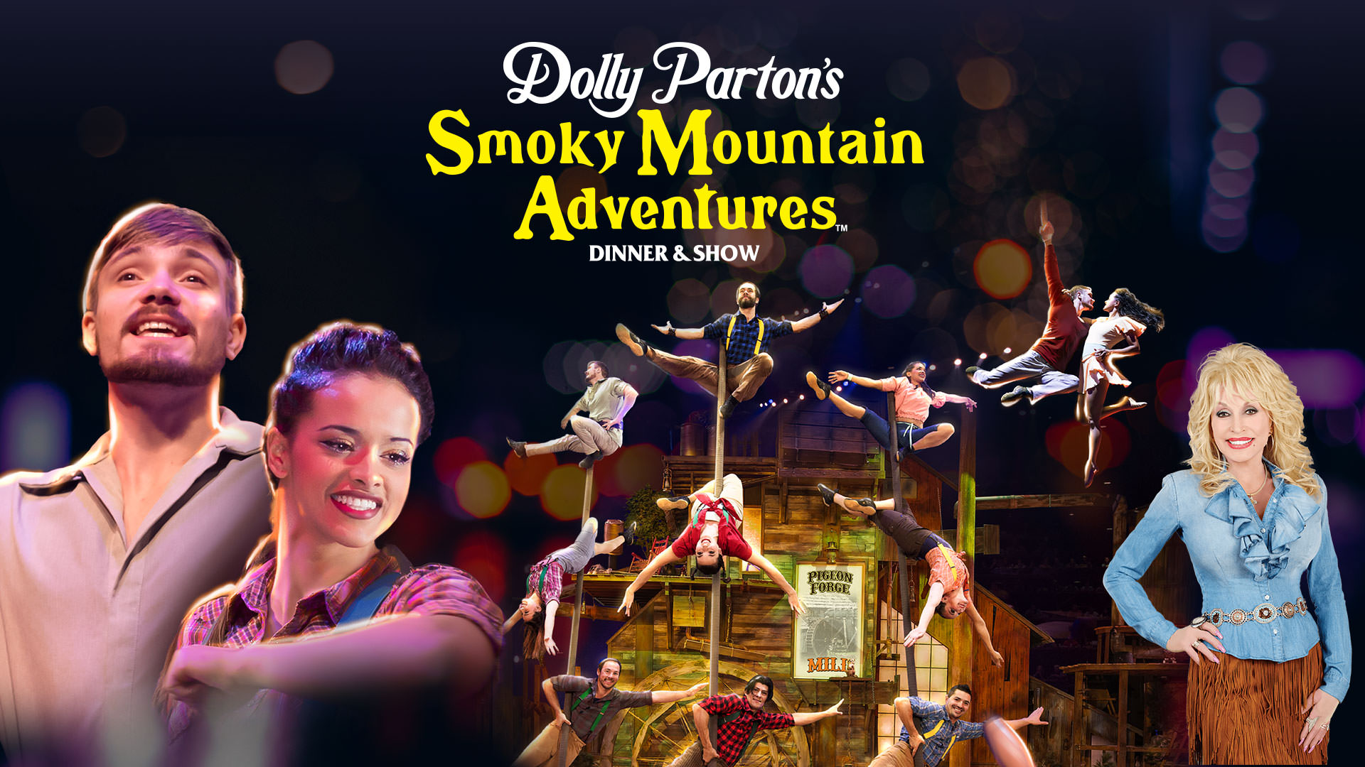 Dolly Parton S Smoky Mountain Adventures
