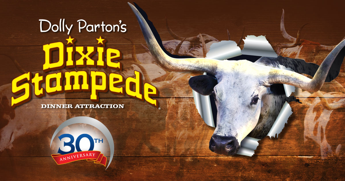 Dixie Stampede S 30th Anniversary In Pigeon Forge