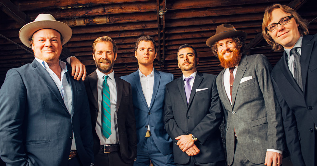 Steep Canyon Rangers at Dollywood's Barbeque & Bluegrass
