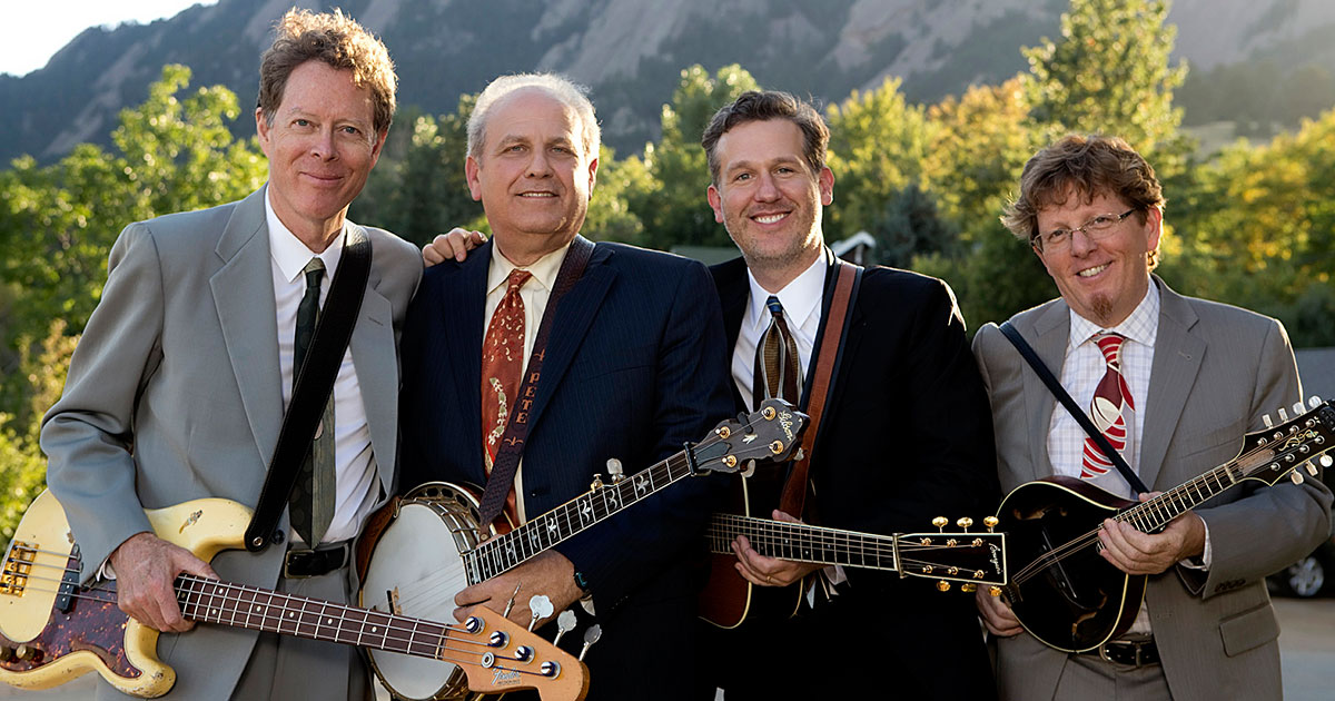 Hot Rize at Dollywood's Barbeque & Bluegrass