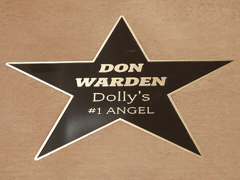 Dolly Parton's Tribute To Don Warden At Dollywood