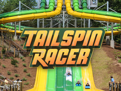 Video: Dollywood's TailSpin Racer