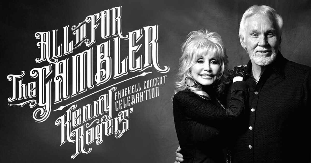Dolly parton kenny rogers to share final stage together in october dolly parton and kenny rogers to share one final stage at all in for the gambler m4hsunfo