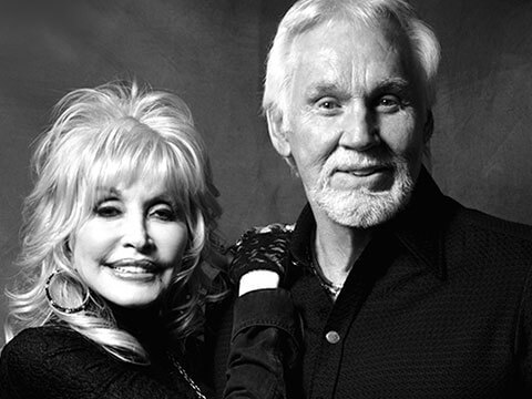 "Dolly Parton And Kenny Rogers To Share One Final Stage At ""All In For The Gambler"""