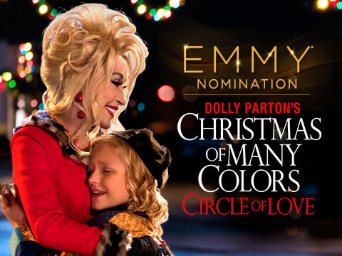 """Dolly Parton's Christmas Of Many Colors: Circle Of Love"" Nominated For Emmy Award"