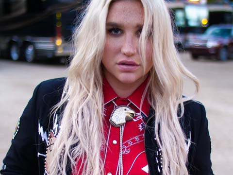 "Dolly Parton Appears on Kesha's New Album, ""Rainbow"""