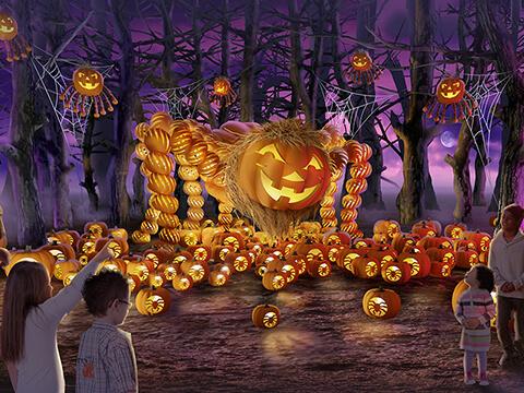 Great Pumpkin Luminights And Southern Gospel Jubilee