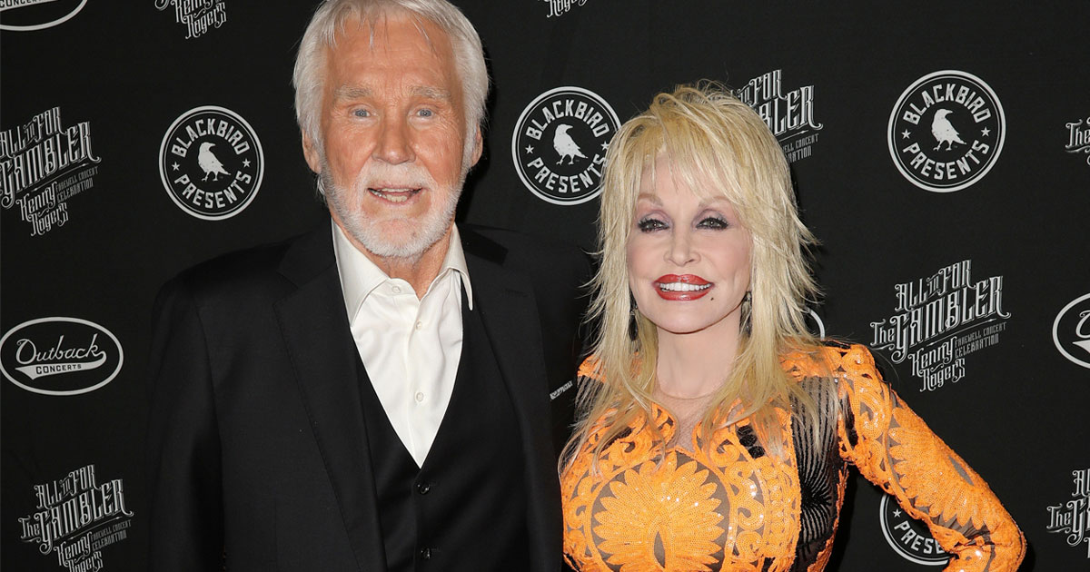 Dolly Parton and Kenny Rogers\' Final Performance Together