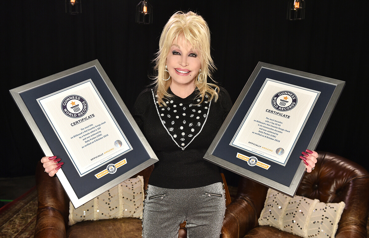 Dolly Parton Official News Feed History Archive