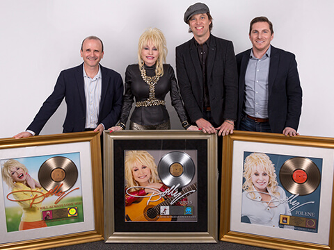 RIAA Certifies Multiple Dolly Parton Singles