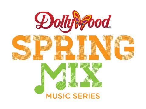 Spring Mix Music Series Schedule At Dollywood