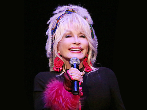 Dolly Parton Launches Dollywood's Season of Showstoppers
