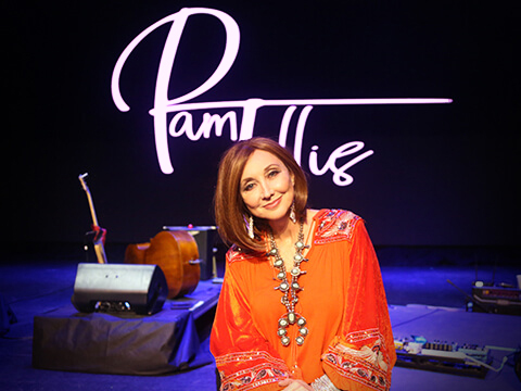 Pam Tillis Performed At Dollywood And Debuted New Dolly-Inspired Song