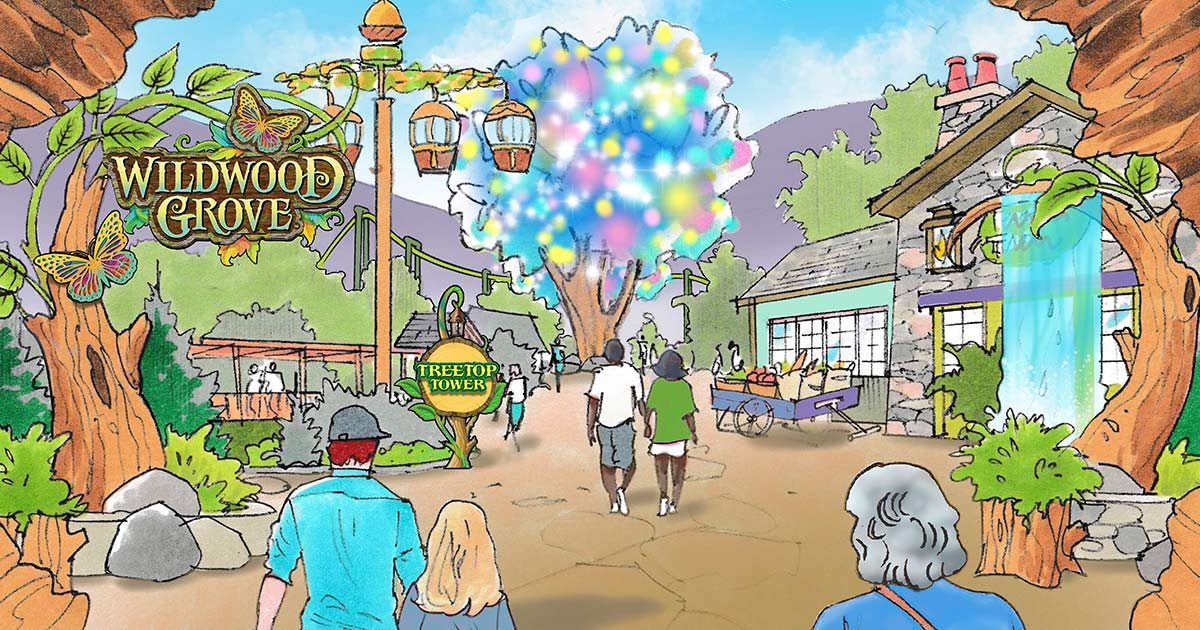 Dollywoods Wildwood Grove Coming In 2019