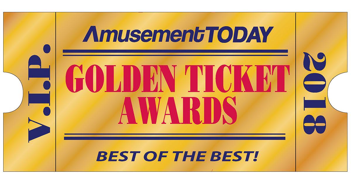 Dollywood Earns Three 2018 Golden Ticket Awards