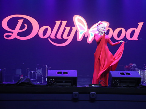 Dollywood Begins Season-Long Celebration Of Biggest Year In Park History