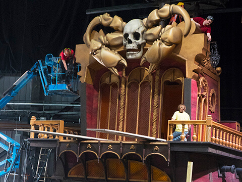 New Pirate Ships Have Arrived at Pirates Voyage In Pigeon Forge