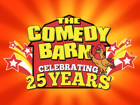 The Comedy Barn Celebrates 25 Years