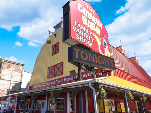 Special Anniversary Show Celebrates 25 Seasons At The Comedy Barn