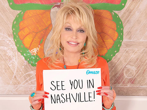 Enter To Win: Meet Dolly Parton At Her SOLD-OUT 50th Anniversary Grand Ole Opry Performance