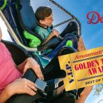 Dollywood Earns Three 2019 Golden Ticket Awards