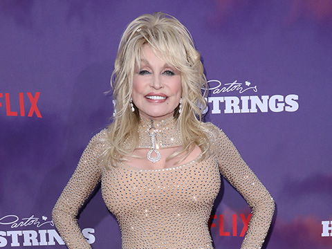 Dolly Parton And The Other Heartstrings Stars Walk Red Carpet At Dollywood
