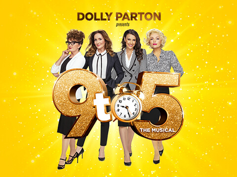 """Dolly Parton's """"9 TO 5 THE MUSICAL"""" Partnering With Imagination Library"""
