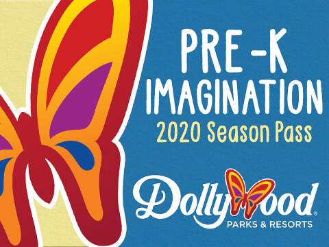 Dollywood Offers Free Pre-K Imagination Season Pass In 2020