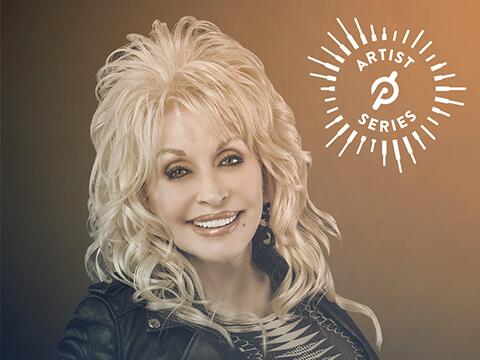 Dolly Parton Featured On Peloton's 2020 ARTIST SERIES