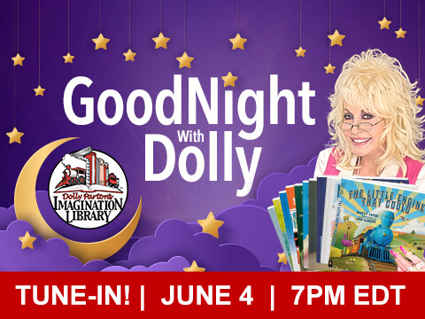 Final Goodnight With Dolly Celebrates Imagination Library Affiliates