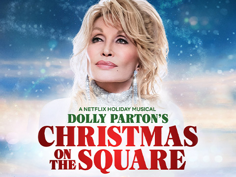 """""""Dolly Parton's Christmas On The Square""""  To Premiere On November 22"""