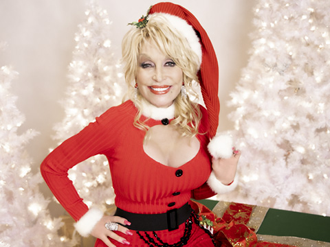 """""""A HOLLY DOLLY CHRISTMAS"""" CBS Television Special"""