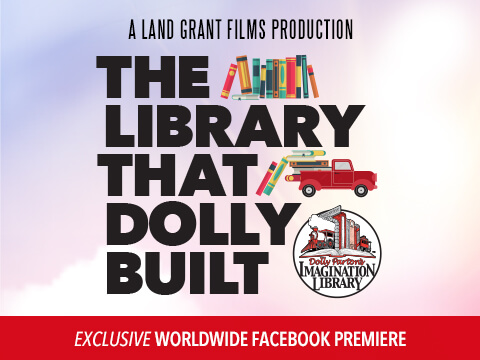 """Live Premiere Of """"The Library That Dolly Built"""""""
