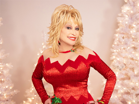 Pandora LIVE Featuring Dolly Parton & Friends Holiday Special