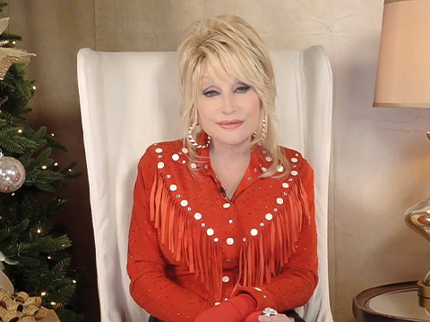 Here's Why Christmas At Dollywood Is So Special To Dolly