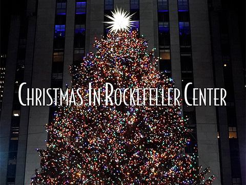 """Dolly's """"Christmas in Rockefeller Center"""" Performance"""