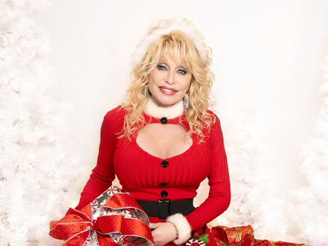 Dolly's Epic CMT Channel Takeover On Saturday, December 5