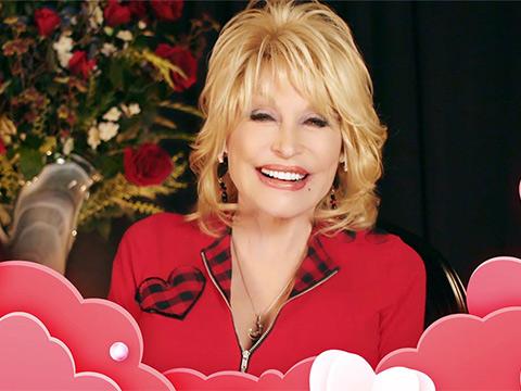Happy Valentine's Day! Love, Dolly