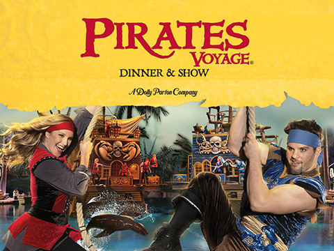 Pirates Voyage Dinner & Show Now Open In Myrtle Beach and Pigeon Forge