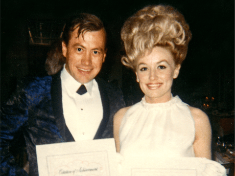 Dolly's Touching Goodbye To Her Beloved Uncle Bill Owens