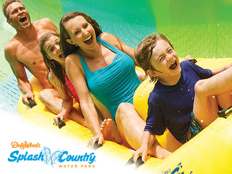 Dollywood's Splash Country Opens With Return of Water Park Dining Pass