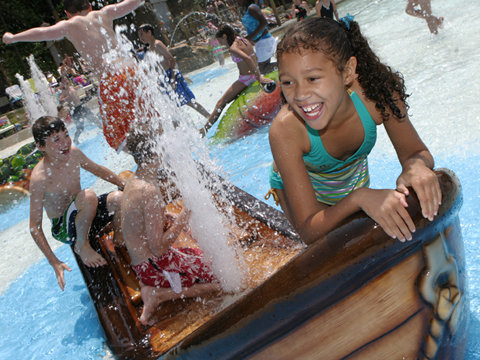 Dollywood's Splash Country Hosts Water Safety Day On June 17