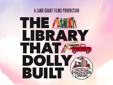 """Now Streaming – """"The Library That Dolly Built"""""""