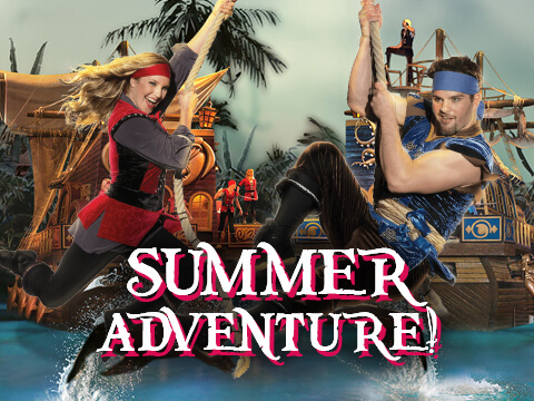 Sail Into Summer Adventure at Pirates Voyage Dinner & Show in Myrtle Beach and Pigeon Forge