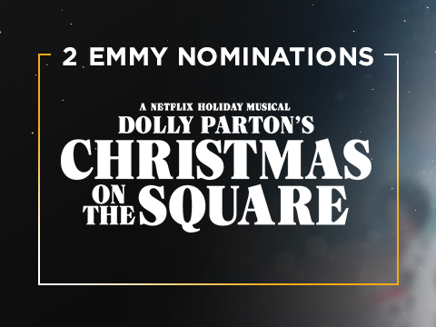 """Dolly Parton Celebrates Christmas in July With Two Emmy Nominations for """"Christmas on the Square"""""""