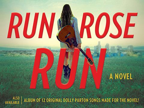 "Dolly Parton and James Patterson Coauthor ""Run, Rose, Run"""