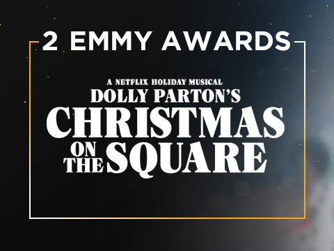 """""""Dolly Parton's Christmas on the Square"""" Wins Two Emmy Awards"""