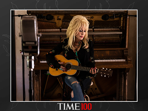 Dolly Parton Featured in TIME100 List of World's Most Influential People of 2021